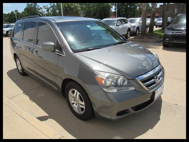Photo Used 2007 Honda Odyssey EX-L wRES  Navi in Houston, TX