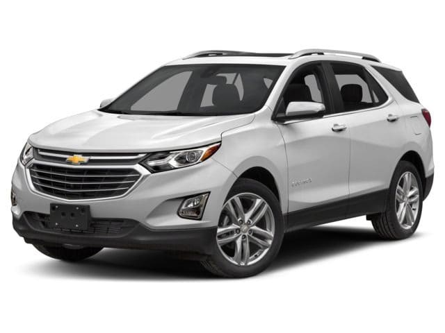 Photo Used 2018 Chevrolet Equinox Premier w3LZ SUV in Bowie, MD