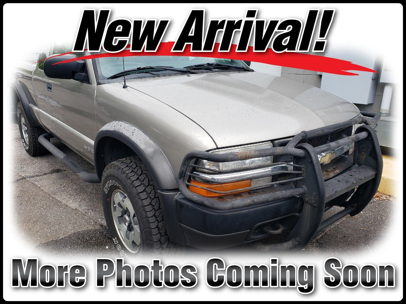 Photo Pre-Owned 2003 Chevrolet S-10 LS Truck Extended Cab in Jacksonville FL