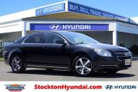 Used 2011 Chevrolet Malibu 1LT Sedan For Sale Stockton, California