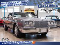 1985 Buick Riviera 2dr Coupe