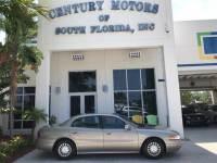 2002 Buick LeSabre Custom 1 Owner Cloth Seats Cruise Power Windows A/C
