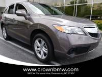 Pre-Owned 2013 Acura RDX RDX in Greensboro NC