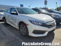 Certified 2017 Honda Civic Sedan EX EX CVT in Philadelphia, PA