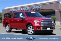 Certified Used 2016 Ford F-150 PLAT/L/T/PR/NAV 6 For Sale in Folsom