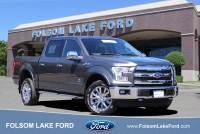 Certified Used 2016 Ford F-150 LAR/L/PR/NAV/BC 6 For Sale in Folsom