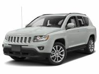 Used 2017 Jeep Compass Latitude 4x4 SUV For Sale Toledo, OH