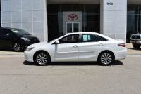 Certified Used 2016 Toyota Camry Sedan XLE Front-wheel Drive for sale in Streamwood IL