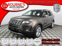 2016 Ford Explorer Limited 4WD w/ Nav,Leather,Sunroof,Heated/ Cooled Seats, And Backup Camera.