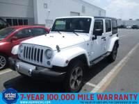 2017 Jeep Wrangler JK Unlimited Sahara 4x4 SUV 4x4
