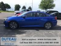 Used 2017 Honda Civic EX For Sale in Lincoln, NE