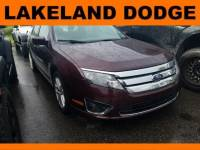 Pre-Owned 2012 Ford Fusion SEL