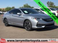 Used 2017 Honda Accord Coupe For Sale | Peoria AZ | Call 602-910-4763 on Stock #91833A