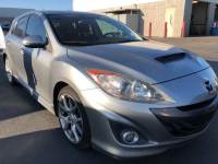 Pre-Owned 2012 Mazda Mazdaspeed3 Touring Hatchback Front-wheel Drive in Avondale, AZ