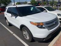 Pre-Owned 2015 Ford Explorer XLT SUV Front-wheel Drive in Avondale, AZ