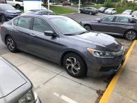 Certified 2017 Honda Accord LX Sedan