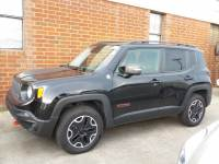 Pre-Owned 2016 Jeep Renegade Trailhawk 4x4 SUV