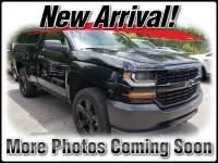Pre-Owned 2016 Chevrolet Silverado 1500 Work Truck Truck Regular Cab in Jacksonville FL