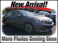 Pre-Owned 2017 Honda Accord Hybrid EX-L Sedan in Jacksonville FL