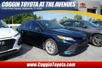 Pre-Owned 2018 Toyota Camry XLE Sedan in Jacksonville FL