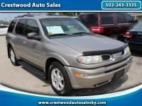 2003 Oldsmobile Bravada AWD