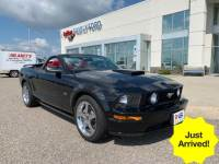 2007 Ford Mustang 2dr Conv GT Premium Convertible V-8 cyl