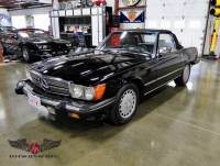 1986 Mercedes-Benz 560 SL $19,800