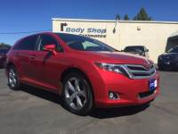 2013 Toyota Venza Limited Crossover in Chico