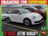 Used 2013 Volkswagen Beetle 2.5L Convertible - Heated Leather For Sale Near St. Louis