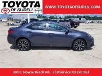 Used 2019 Toyota Corolla XSE CVT