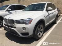 2017 BMW X3 sDrive28i w/ Driving Assist/Technology SAV in San Antonio
