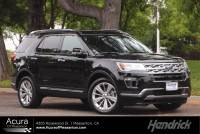 Used 2019 Ford Explorer Limited in Pleasanton