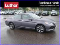 2017 Honda Accord Sedan EX-L Minneapolis MN   Maple Grove Plymouth Brooklyn Center Minnesota 1HGCR2F80HA218152