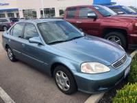 Used 2000 Honda Civic EX For Sale in Monroe OH