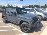 Used 2018 Jeep Wrangler JK Unlimited Sport 4x4 For Sale in Monroe OH