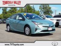 2017 Toyota Prius Two Hatchback Front-wheel Drive