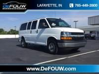 2018 Chevrolet Express 3500 LT Van Passenger Van Lafayette IN
