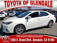 Used 2014 Toyota Corolla LE Plus For Sale | Glendale CA | Serving Los Angeles | 5YFBURHE1EP099359