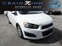 Pre Owned 2013 Chevrolet Sonic Hatch LS Auto VIN1G1JA6SH8D4162845 Stock Number9707002