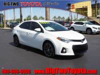 Certified Pre Owned 2015 Toyota Corolla S Plus S Plus Sedan CVT for Sale in Chandler and Phoenix Metro Area