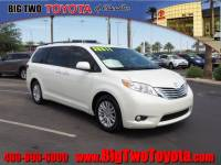 Certified Pre Owned 2015 Toyota Sienna XLE 8-Passenger XLE 8-Passenger Mini-Van for Sale in Chandler and Phoenix Metro Area
