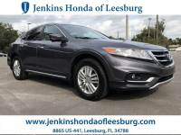 Certified Pre-Owned 2015 Honda Crosstour EX-L SUV For Sale Leesburg, FL
