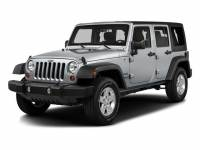 Used 2016 Jeep Wrangler Unlimited Sport SUV in Miami