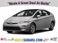 Used 2015 Toyota Prius Two Available in Sacramento CA