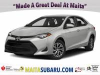 Used 2018 Toyota Corolla LE Available in Sacramento CA