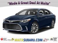 Used 2016 Toyota Avalon XLE Plus Available in Sacramento CA