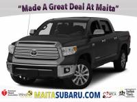 Used 2015 Toyota Tundra 4WD Truck SR5 Available in Sacramento CA