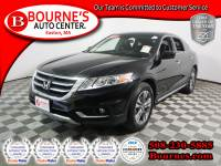 2014 Honda Crosstour EX-L 4WD w/ Navigation,Leather,Sunroof,Heated Front Seats, And Backup Camera.