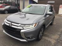 Used 2017 Mitsubishi Outlander GT CUV for Sale in Long Island Near Massapequa & Smithtown 7403