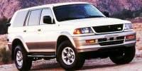 Pre-Owned 1999 Mitsubishi Montero Sport